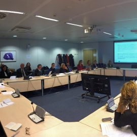Working on science diplomacy with EEAS and EU Research & Innovation counsellors