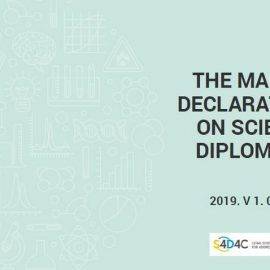 The Madrid Declaration on Science Diplomacy is published