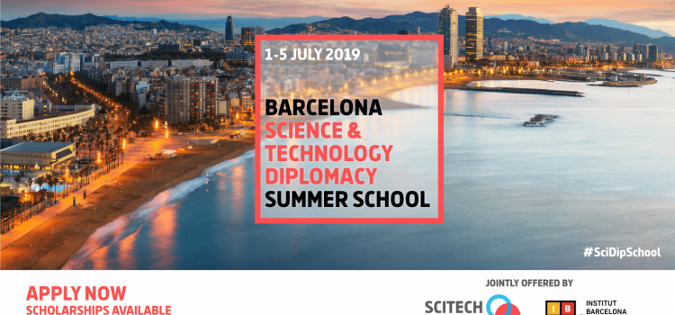 Barcelona Science and Technology Diplomacy Summer School