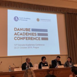 Observations on Science Diplomacy in the Danube Region – the European science diplomacy cluster at the Danube Academies Conference in Prague