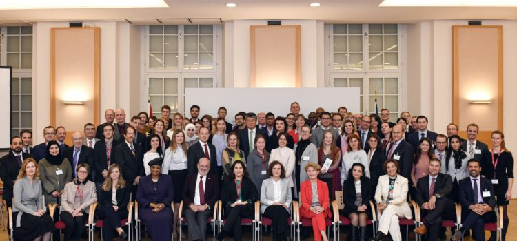 Opening Science! Opening Diplomacy! The S4D4C science diplomacy workshop took place in Vienna