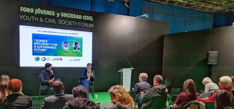 S4D4C participates in COP25 disseminating the value of science diplomacy for a sustainable future