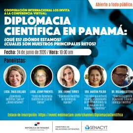 Panama's Science Diplomacy Strategy: Current state and future challenges