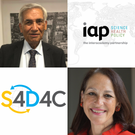 Stakeholder's voices #5: A conversation with the co-chairs of the InterAcademy Partnership: Peggy Hamburg and Krishan Lal