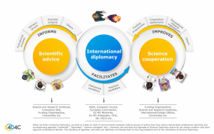"""Figure """"Science Diplomacy: Vision, Instruments And Actors"""""""