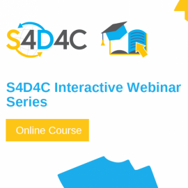 S4D4C Interactive Webinar Series: Exchange views and build your science diplomacy community!