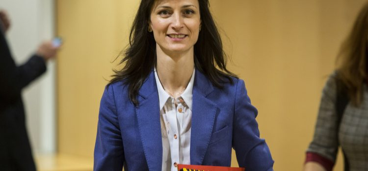 "Insights from Commissioner Mariya Gabriel ""Towards Science Diplomacy in the European Union"""
