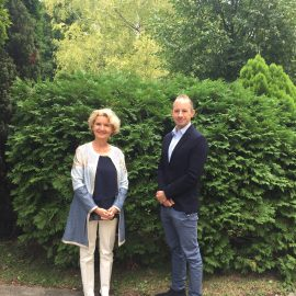 What about diplomats? Insights from Susanne Keppler-Schlesinger & Maximilian Huck