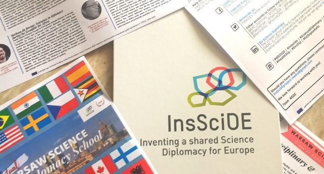 Application closed: Warsaw Science Diplomacy School 2021